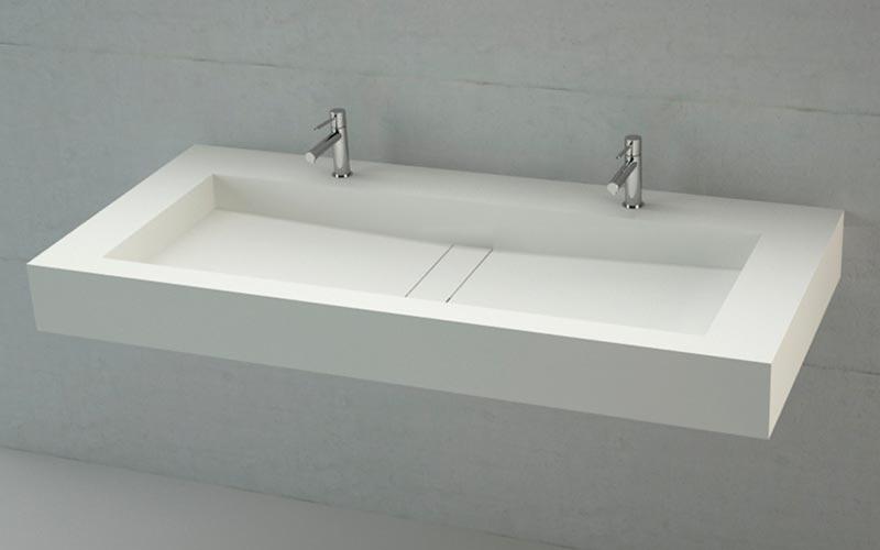 Platos ducha resina lavabos encimeras y ba eras de corian - Encimera de corian ...
