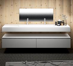 Muebles y modulos de ba os - Modulos de bano ...